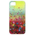 Field flowers iPhone SE/5/5s case