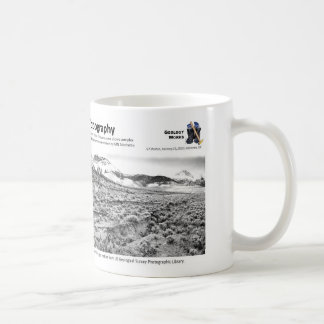 Field Geology I - Neotectonics and Topography Coffee Mug