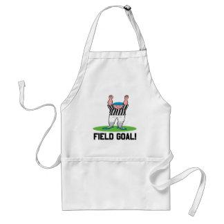 Field Goal Adult Apron