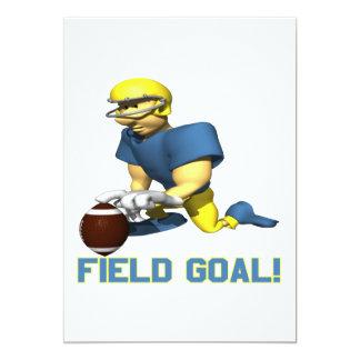 Field Goal Card