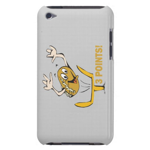 Field Goal Barely There iPod Cover