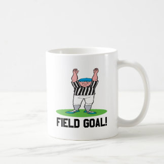 Field Goal Classic White Coffee Mug