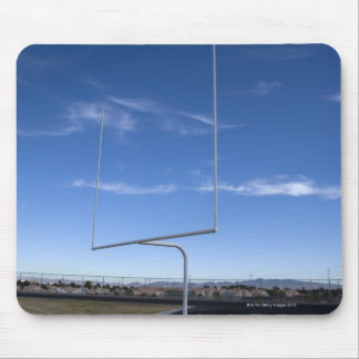 Field goal mouse pad