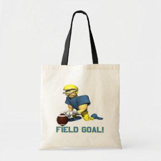 Field Goal Tote Bag