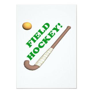 Field Hockey 2 Card
