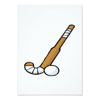 Field Hockey 6 Card