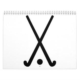 Field hockey clubs ball calendar