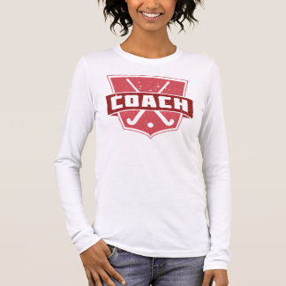 Field Hockey Coach Women's Tee