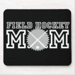 Field Hockey Mom Mouse Pad