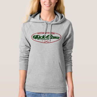 Field Hockey Players Kickgrass Hoodie