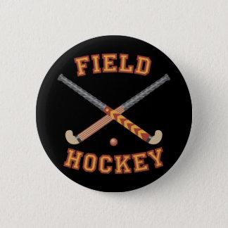 Field Hockey Sticks Button