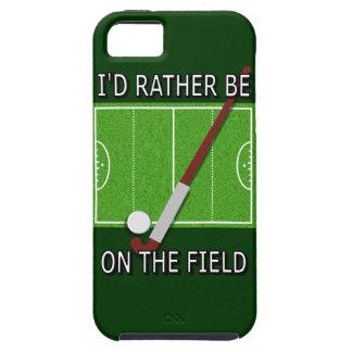 Field Hockey Vibe QPC  iPhone 5 Case