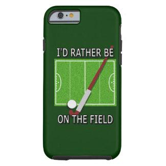 Field Hockey Vibe QPC iPhone 6 case