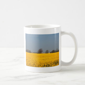 Field in Bloom & Country Cottage Coffee Mug