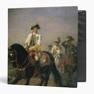 Field Marshal Baron Ernst von Laudon 3 Ring Binder