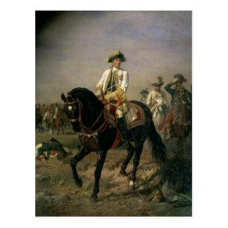 Field Marshal Baron Ernst von Laudon Postcard