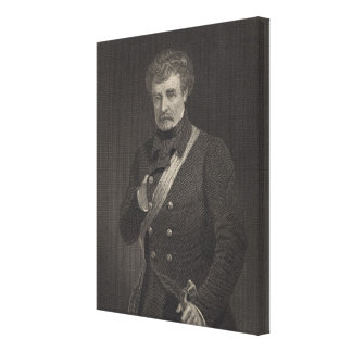 Field Marshal Colin Campbell Canvas Print