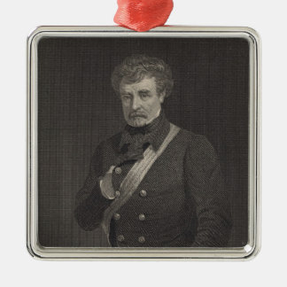Field Marshal Colin Campbell Metal Ornament