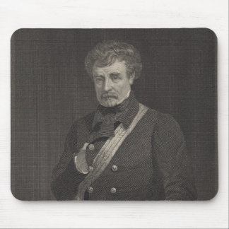Field Marshal Colin Campbell Mouse Pad