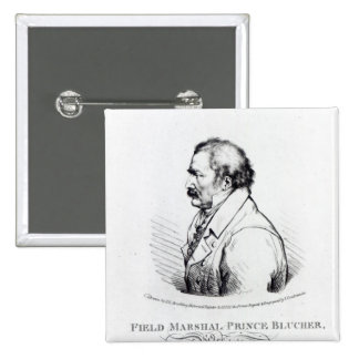 Field Marshal Prince Blucher of Wahlstadt Pin