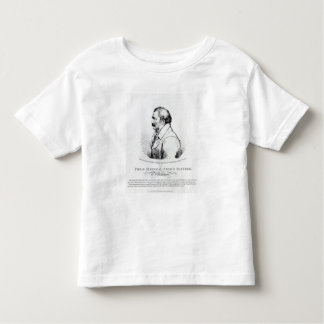 Field Marshal Prince Blucher of Wahlstadt Toddler T-shirt