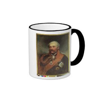 Field Marshal Prince Von Blucher  c.1816 Ringer Coffee Mug