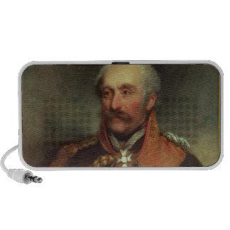 Field Marshal Prince Von Blucher  c.1816 Travelling Speakers