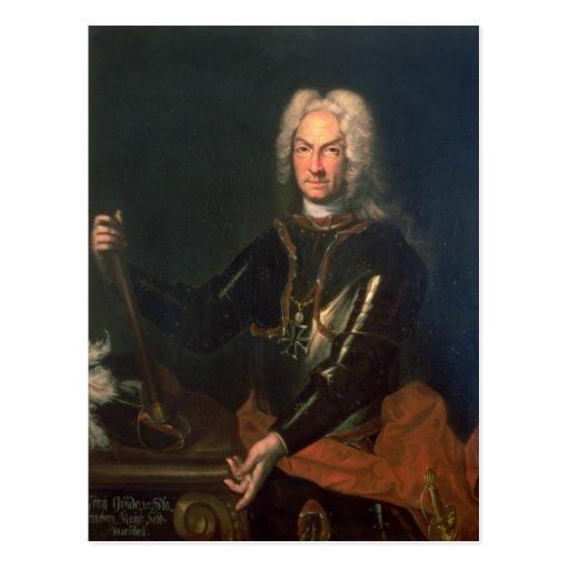 Field Marshall Count Guidobald von Starhemberg Postcards