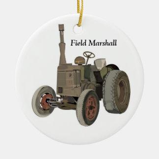 Field Marshall Christmas Ornament