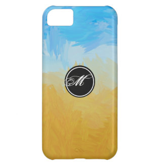 Field Monogram iPhone 5C Cover