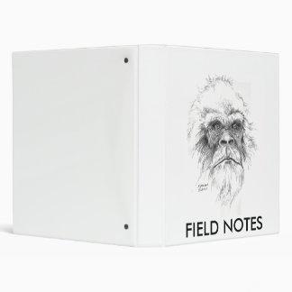 Field Notes Binder