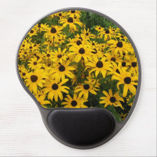 Field of Black Eyed Susans Gel Mouse Pad