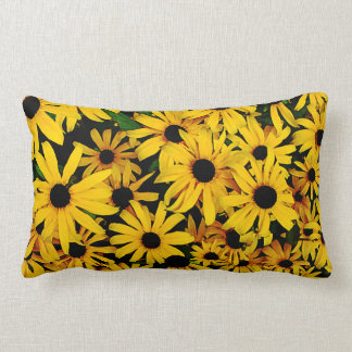 Field of Black-Eyed Susans Pillows