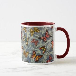 Field of Butterflies Mug