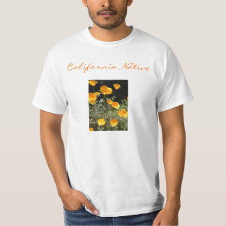 Field of CA Poppies T-Shirt