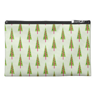 Field of Christmas Trees Travel Accessories Bags