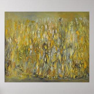 Field of Crops Print