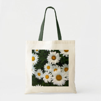 Field of Daises Tote Bag