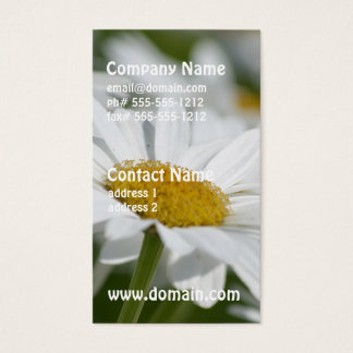 Field of Daisies Business Card