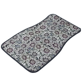 Field of Daisies Car Floor Mat