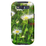 Field of Daisies Galaxy SIII Cover