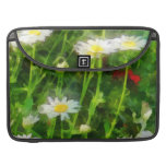 Field of Daisies MacBook Pro Sleeve
