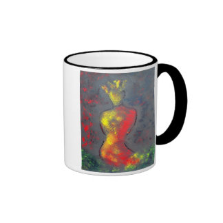 Field of Dreams1_Abstract Womens Art Coffee Mugs