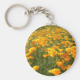 Field of Dreams Basic Round Button Keychain