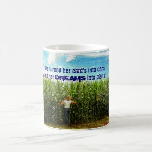 Field of Dreams Classic White Coffee Mug