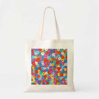 Field of Flowers Budget Tote