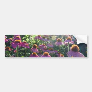 Field of Flowers (bumper sticker) Bumper Sticker