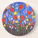 Field of Flowers Coaster