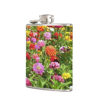 """FIELD OF FLOWERS"" FLASK"