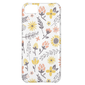 Field of Flowers iPhone Case Cover For iPhone 5C
